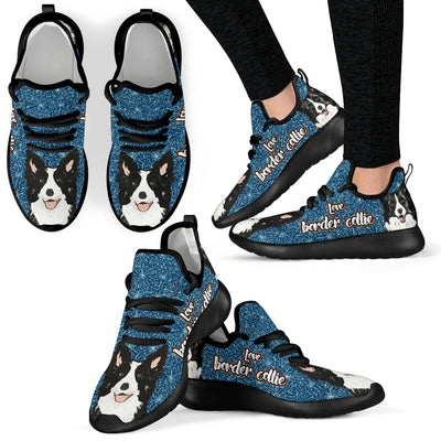 Ottedesign Border Collie Mesh Knit Sneakers U010619