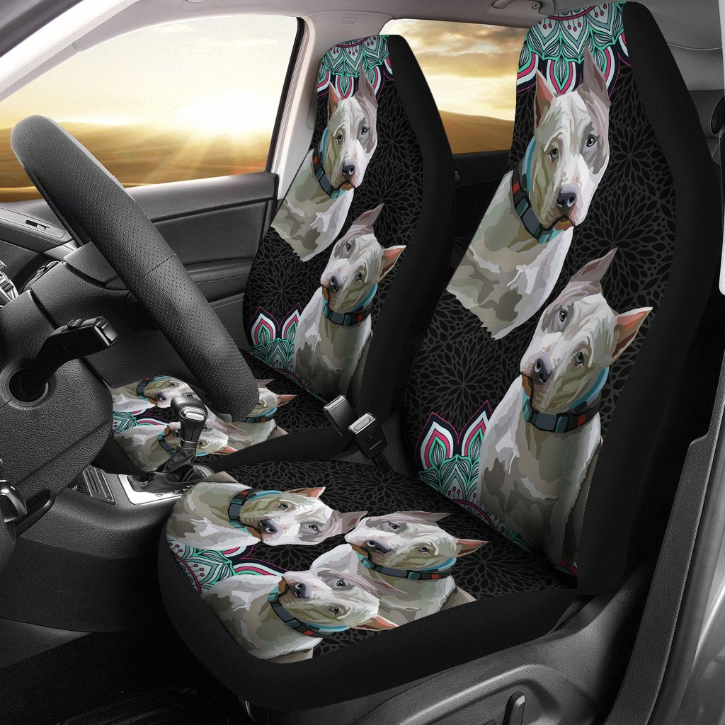 Pitbull Car Seat Covers 0302dl Ottedesign Com