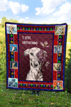 Ottedesign Premium Greyhound Quilt - U040619
