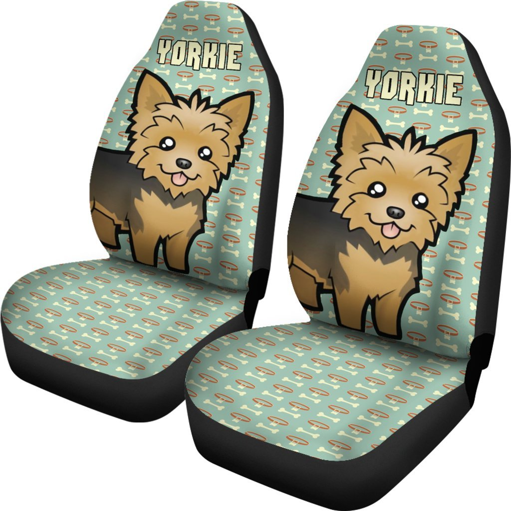 Yorkie Car Seat Covers ND1901