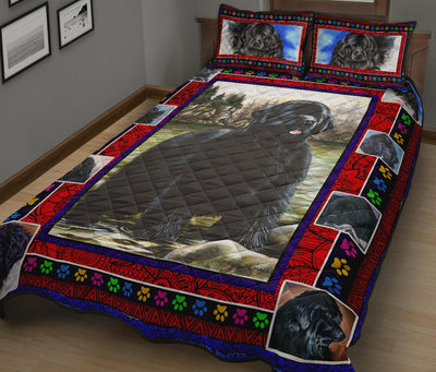 Ottedesign Newfoundland Quilt Bed Set - U040619