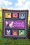 Ottedesign Premium French Bulldog Quilt 200519