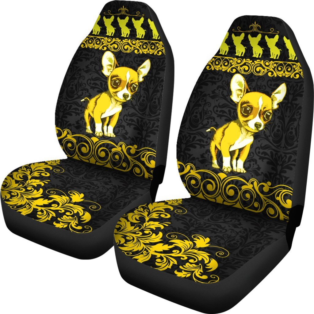 Chihuahua Car Seat Covers 0502PM-SCTH