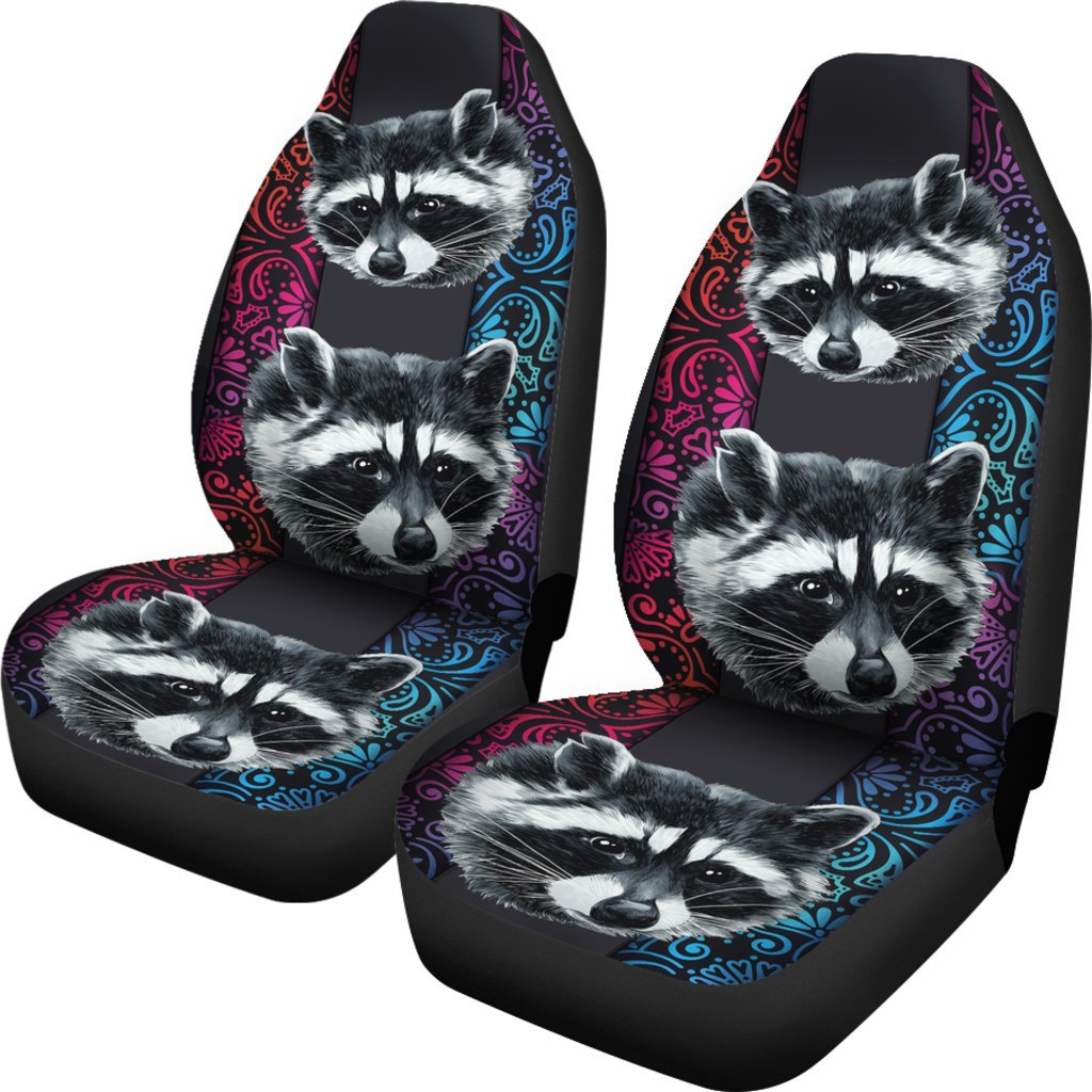 Raccoon Car Seat Covers 0502PM-SCDL