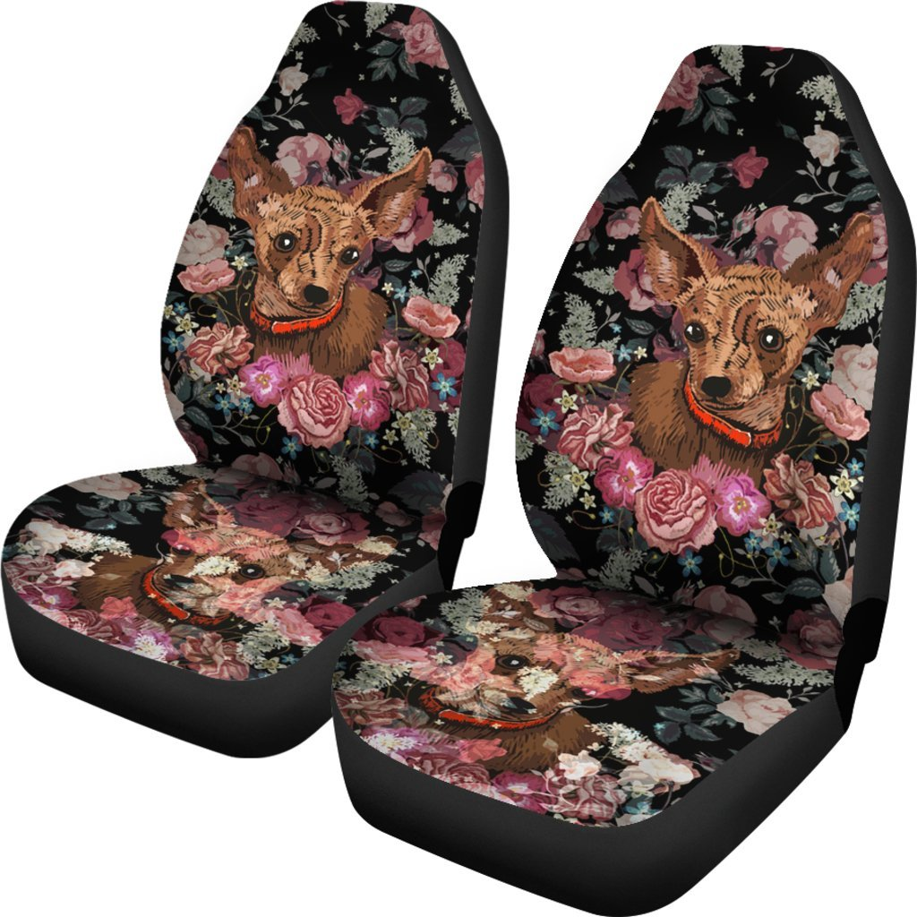 Chihuahua Car Seat Covers 202TP