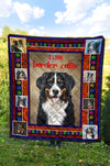 Ottedesign Premium Border Collie Quilt - U040619