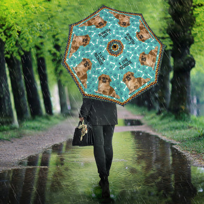 Pekingese Umbrella - U070619
