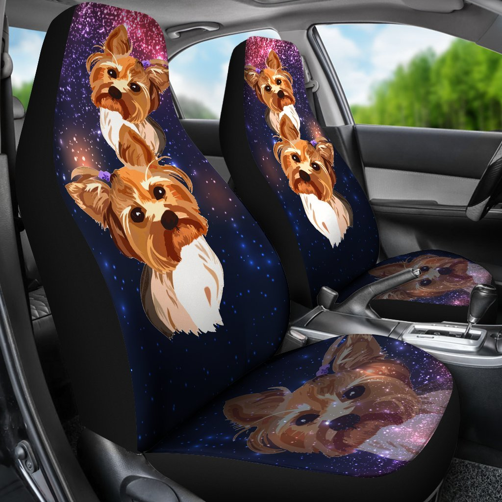 Yorkie Car Seat Covers 3001TP