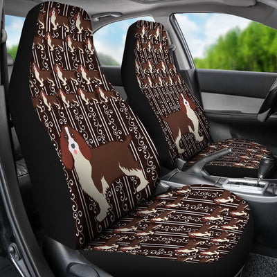 English Springer Car Seat Covers 0202PT