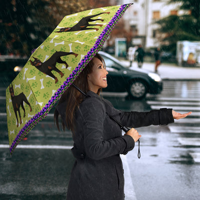 Doberman Umbrella - U060619