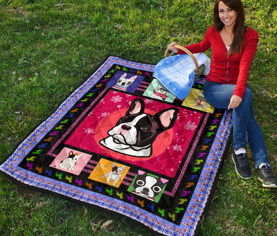 Ottedesign Premium French Bulldog Quilt 4U200519