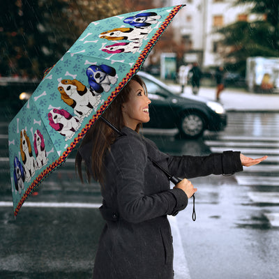Basset Hound Umbrella U290519