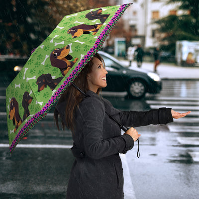 Dachshund Umbrella - U060619