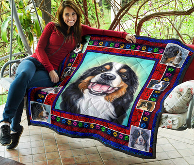 Ottedesign Premium Bernese Mountain Quilt - U040619