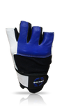 Scitec Nutrition Training Gloves Blue Style