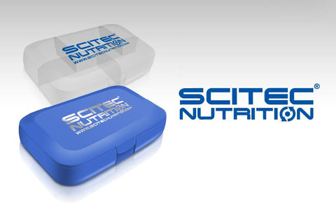Scitec Nutrition Pillboxes