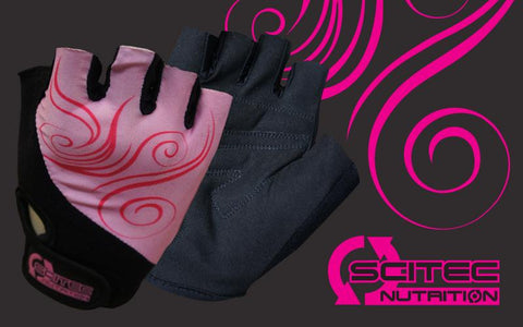 Scitec Nutrition Training Gloves Girl Power
