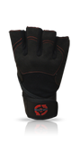 Scitec Nutrition Training Gloves Red Style