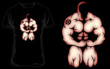 T-Shirt Tattoo Black