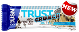 USN Trust Crunch Bar Box 12 x 60 g