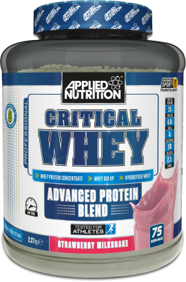 Applied Nutrition Critical Whey Protein 2270 g