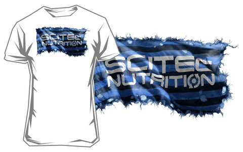 Scitec Nutrition T-Shirt Scitec Flag