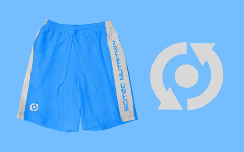 Scitec Nutrition Shorts Blue
