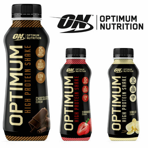 Optimum Nutrition High Protein Shake 12 x 330 ml