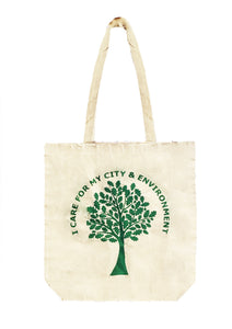 Custom Printed Cotton Tote Bag