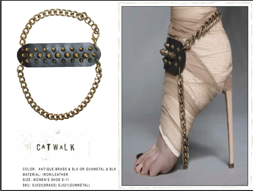 Catwalk by LITTER