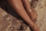 Sirena Anklets: Alternate View #1