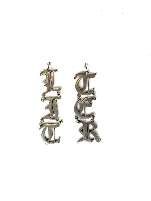 LIT-TER EARRINGS