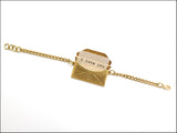 """LOVE LETTERS"" BRACELET: Alternate View #1"