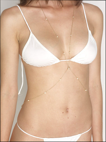 CARMEL BODY CHAIN