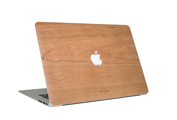 Cover MacBook - Cerisier