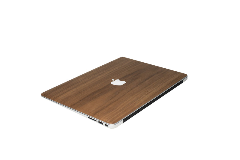 Cover MacBook - Noyer