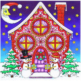 5D DIY Special Shaped Diamond Painting Christmas Embroidery Mosaic Crafts Kit Navidad Bedroom Living Room Wall Decoration