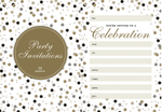 Invitations - Pkt 20 - Party (E2042)