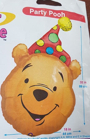 Supershape - Winnie the Pooh - Party Pooh (06347)