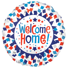 "Foil - 18"" - Welcome Home (26756)"