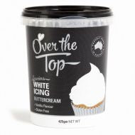 Buttercream Icing - 425g - WHITE