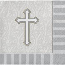 Napkins - Beverage - Pkt 16 - Devotion (652543)
