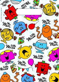 Treat Bags - Mr Men & Little Miss (E1441)