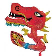 Supershape - Red Dragon (22848)