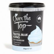 Buttercream Icing - 425g - Pastel Blue