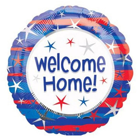 "Foil - 18"" - Welcome Home (11117)"
