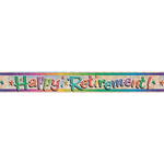 Banner - Happy Retirement (10881)