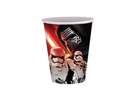 Cups - Pkt 8 - Star Wars Ep7 (581506)