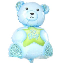 Supershape - Its a Boy Teddy (09893)