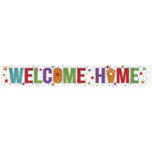 Banner - Welcome Home (9900049)